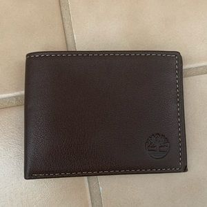 Men's brown Timberland wallet